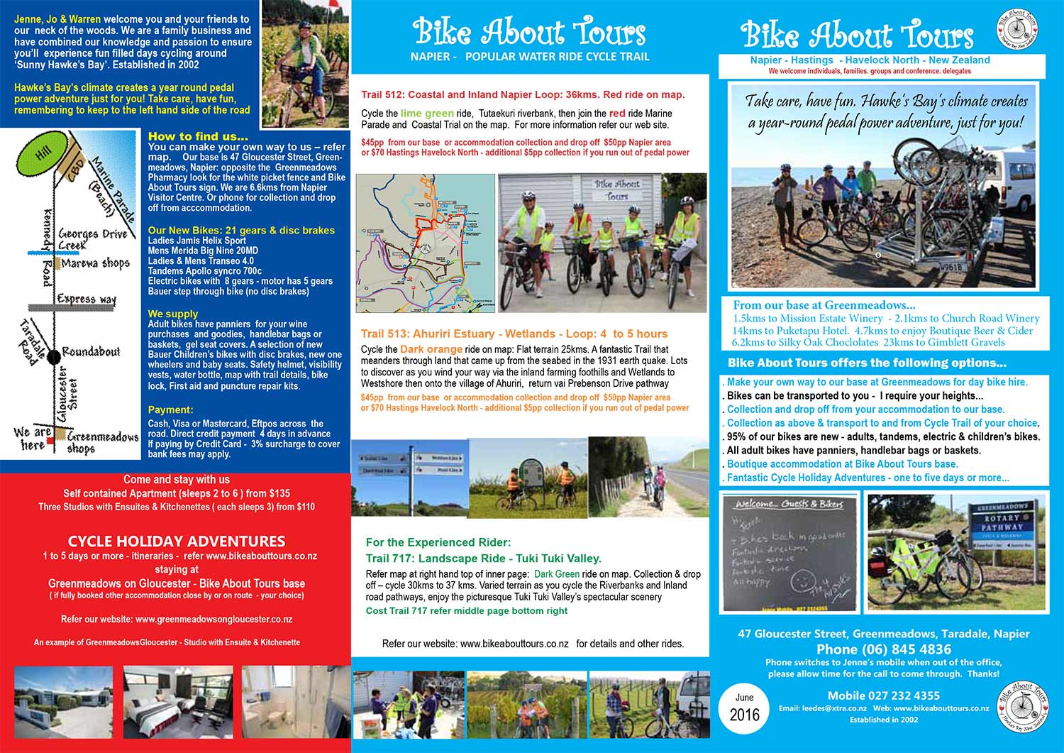 bike about tours 2016 brochure (front)
