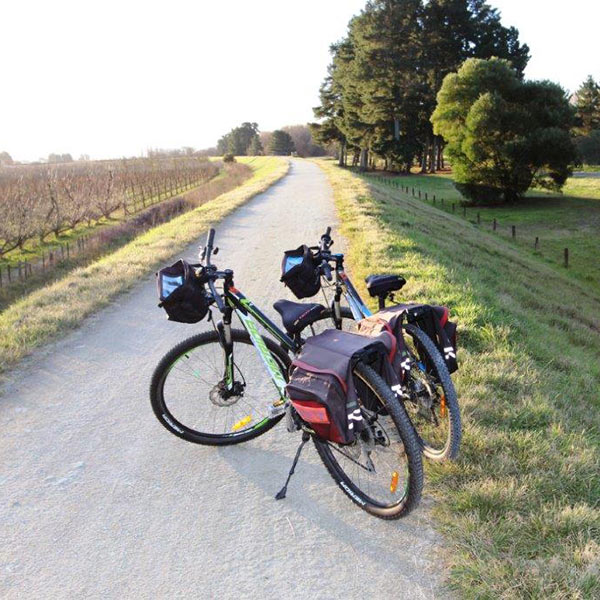 from kidnapper coast to havelock north wineries by bike