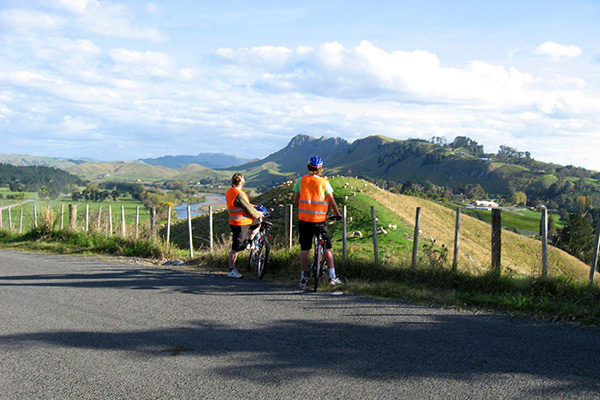 enjoy hawke's bay views on a cycle tour